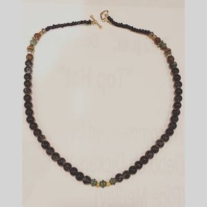 Onyx Tribe Necklace